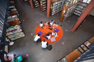 Kampala International School Uganda Library