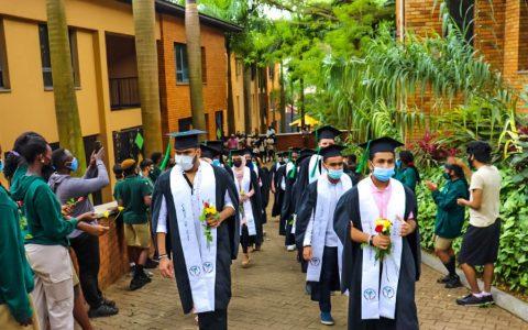 KISU Newsletter 485 - Graduation Parade